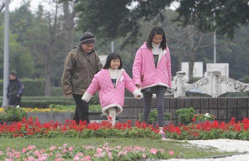 台灣自由行—1~3月間:寒冷